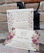 Invitatie de nunta cod 5537 din Catalogul Concept