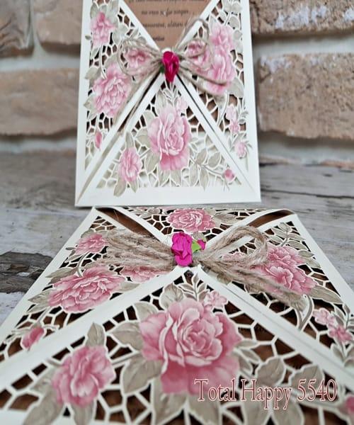 Invitatie de nunta cod 5540 din Catalogul Concept-1