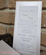 Invitatie de nunta cod 5396 din Catalogul Concept
