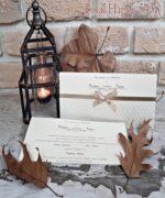 Invitatie de nunta cod 5438 din Catalogul Concept