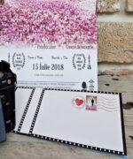 Invitatie de nunta cod 5460 din Catalogul Concept