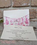 Invitatie de nunta cod 5492 din Catalogul Concept