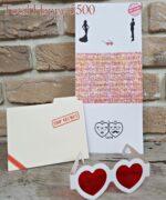Invitatie de nunta cod 5500 din Catalogul Concept