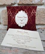 Invitatie de nunta cod 5504 din Catalogul Concept