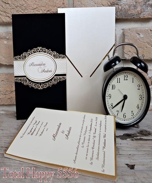 Invitatie de nunta cod 5556 din Catalogul Concept