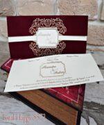 Invitatie de nunta cod 5573 din Catalogul Concept