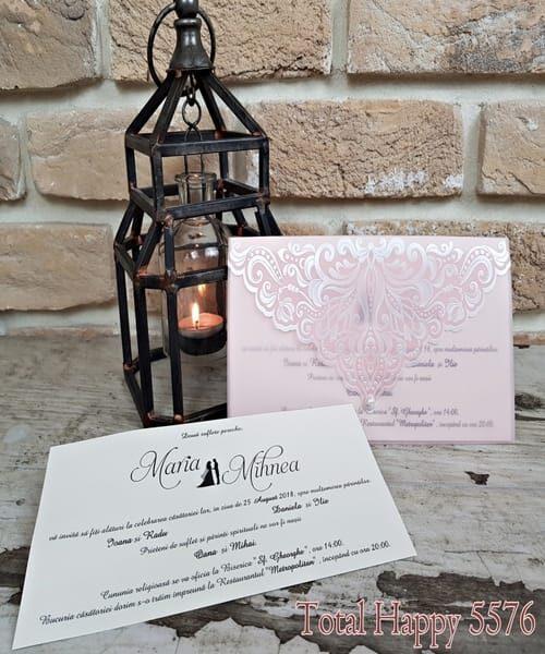 Invitatie de nunta cod 5576 din Catalogul Concept