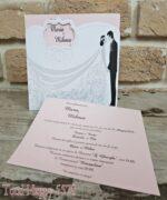 Invitatie de nunta cod 5578 din Catalogul Concept