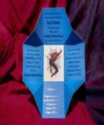 Invitatie de botez cod 131 din Catalogul Lara