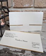 Invitatie de nunta cod 2698 din Catalogul Popular