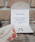 Invitatie de nunta cod 2720 din Catalogul Popular