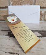 Invitatie de nunta cod 2753 din Catalogul Popular