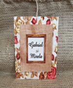 Invitatie de nunta cod 2776 din Catalogul Popular