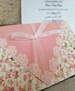 Invitatie de nunta cod 2779 din Catalogul Popular