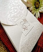 Invitatie de nunta cod 32720 din Catalogul Alice