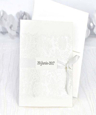 Invitatie de nunta cod 39108 din Catalogul Alice