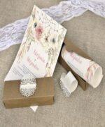 Invitatie de nunta cod 39608 din Catalogul Alice