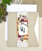 Invitatie de nunta cod 39614 din Catalogul Alice