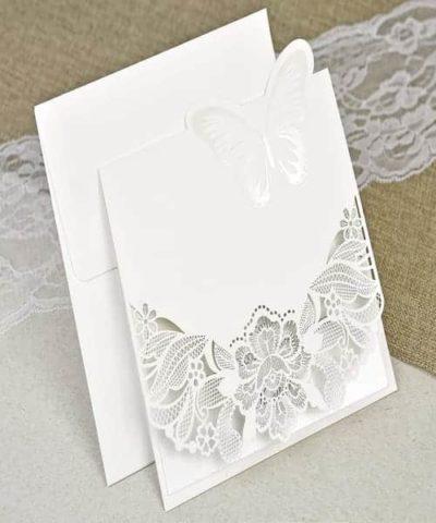 Invitatie de nunta cod 39624 din Catalogul Alice
