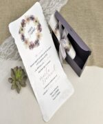 Invitatie de nunta cod 39627 din Catalogul Alice