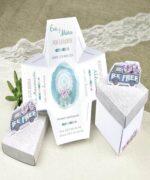 Invitatie de nunta cod 39628 din Catalogul Alice