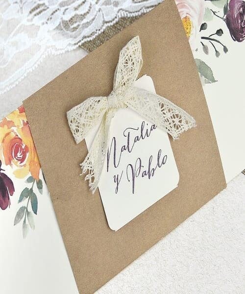 Invitatie de nunta cod 39637 din Catalogul Alice