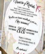 Invitatie de nunta cod 39640 din Catalogul Alice