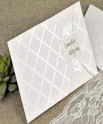 Invitatie de nunta cod 39643 din Catalogul Alice