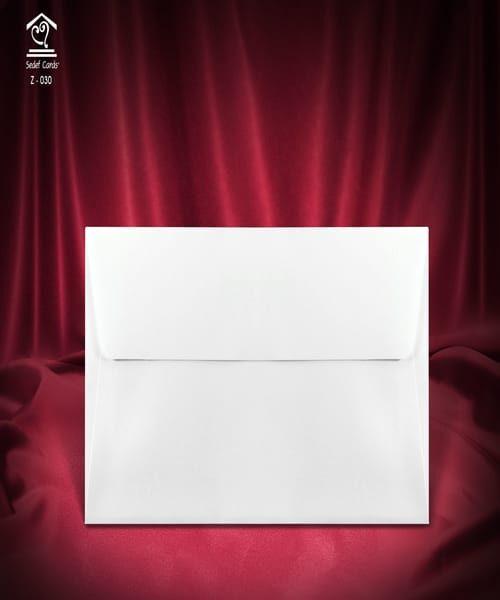 Plic de bani nunta cod Z030 din Catalogul Popular