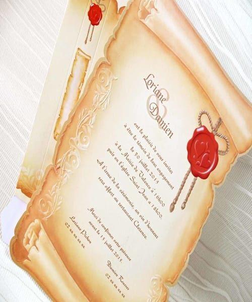 Invitatie de nunta cod 30114 din Catalogul Emma