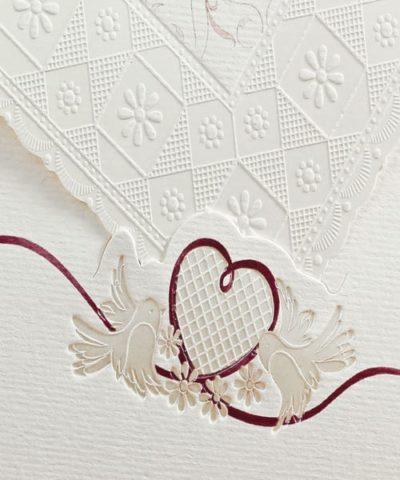 Invitatie de nunta cod 31517 din Catalogul Emma