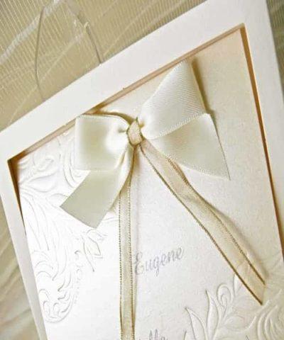 Invitatie de nunta cod 32403 din Catalogul Emma