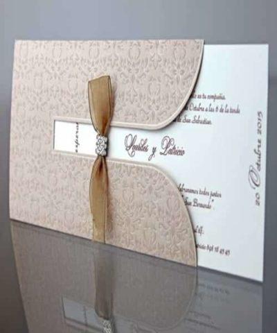 Invitatie de nunta cod 34922 din Catalogul Emma