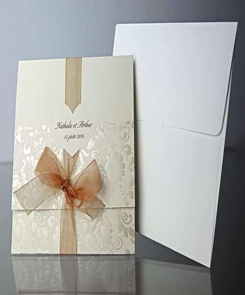 Invitatie de nunta cod 34934 din Catalogul Emma