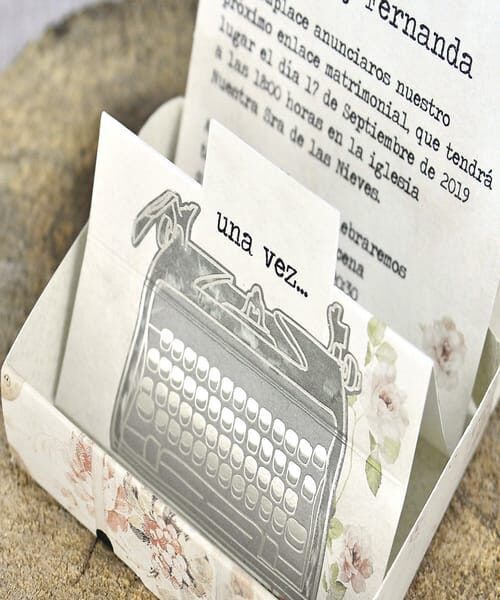 Invitatie de nunta cod 39300 din Catalogul Emma