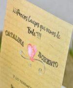 Invitatie de nunta cod 39309 din Catalogul Emma