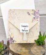 Invitatie de nunta cod 39313 din Catalogul Emma