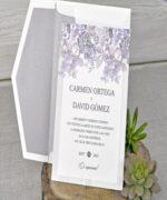 Invitatie de nunta cod 39320 din Catalogul Emma
