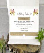 Invitatie de nunta cod 39322 din Catalogul Emma