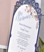 Invitatie de nunta cod 39326-1 din Catalogul Emma
