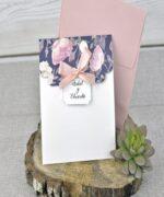 Invitatie de nunta cod 39336 din Catalogul Emma