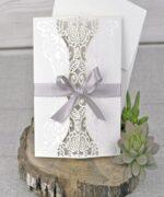 Invitatie de nunta cod 39340 din Catalogul Emma