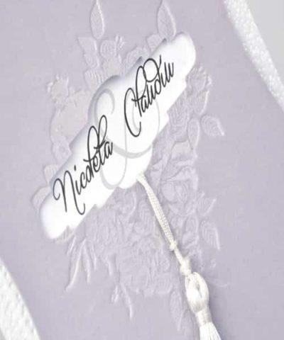 Invitatie de nunta cod 39346 din Catalogul Emma