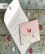 Invitatie de nunta cod 70124 din Catalogul Kristal Boutique