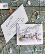 Invitatie de nunta cod 70156 din Catalogul Kristal Boutique