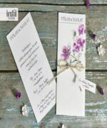 Invitatie de nunta cod 70213 din Catalogul Kristal Boutique