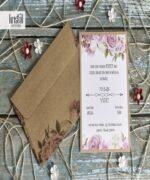 Invitatie de nunta cod 70214 din Catalogul Kristal Boutique