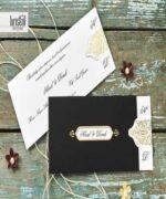 Invitatie de nunta cod 70216 din Catalogul Kristal Boutique
