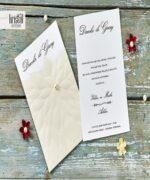 Invitatie de nunta cod 70218 din Catalogul Kristal Boutique