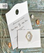 Invitatie de nunta cod 70226 din Catalogul Kristal Boutique